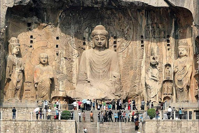All Inclusive Luoyang Private Day Tour to Shaolin Temple and Longmen Grottoes photo 6