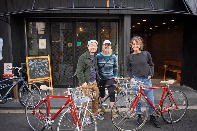 Osaka Bike Tour with a Local Guide