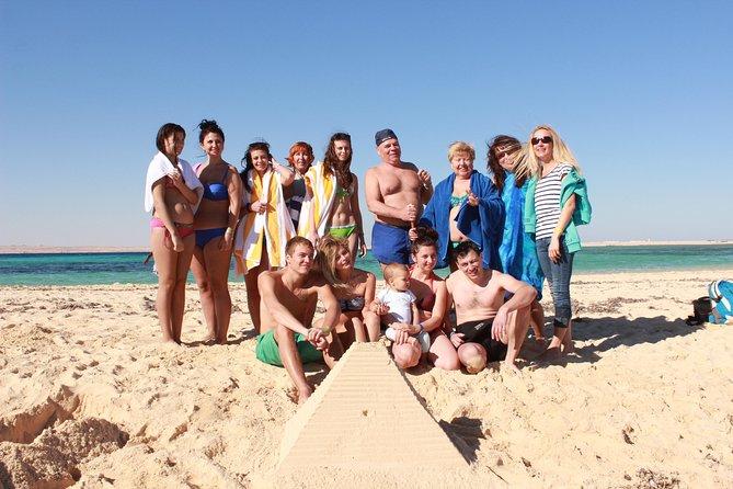 Super Utopia Island VIP snorkeling Sea Trip - Hurghada