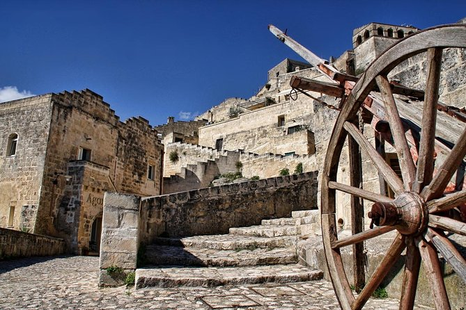 Walking Tour Matera