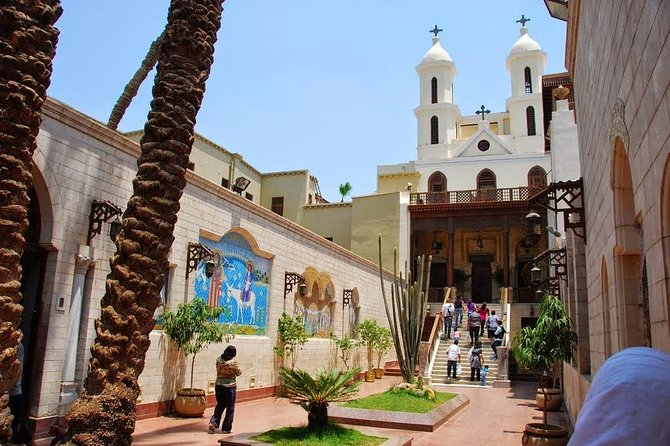 Day Tour To Coptic Cairo, Cave Crash & Virgin Mary Tree