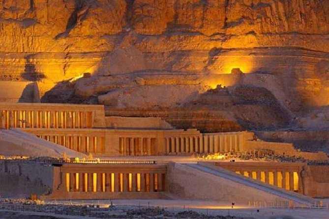 Luxor Private Tour: West Bank - Valley of Kings, Hatshepsuit & Colossi of Memnon