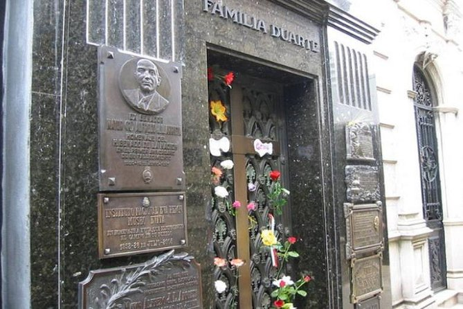 Personalities of Buenos Aires: The Lives of Evita and Borges