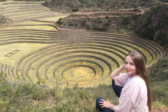 Private Maras, Moray and Chinchero Full-Day Tour with Peruvian Lunch