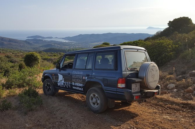 Cagliari: Is Cannoneris Nature Reserve Jeep and Walking Tour from Chia photo 29