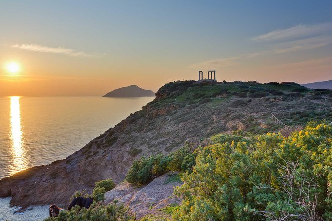 Cape Sounio & Temple of Poseidon Sunset Tour photo 6