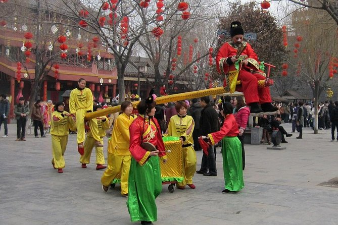 Kaifeng Afternoon Tour with Millennium Park Night Performance from Zhengzhou photo 4