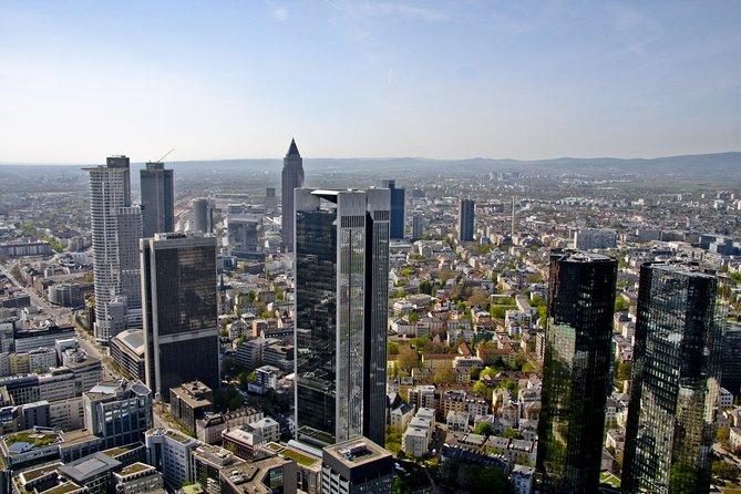 Walking tour of Frankfurt
