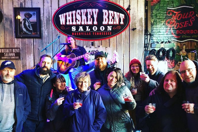Nashville Pub Crawl: Nashville's #1 All-Inclusive Cocktail & Food Tour