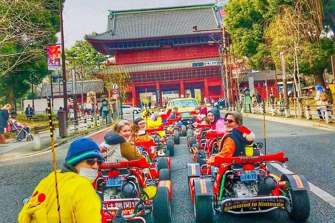Official Street Go-Kart Tour - Tokyo Bay Shop