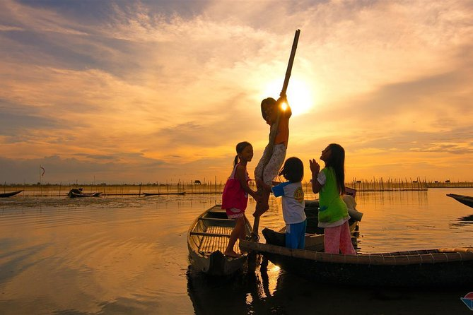 TAM GIANG LAGOON PRIVATE TOUR FROM HUE