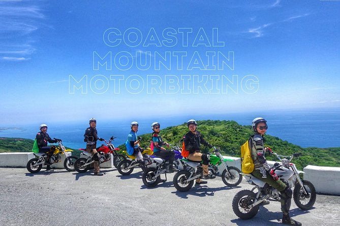 Hualien Coastal Mountain Motorbiking
