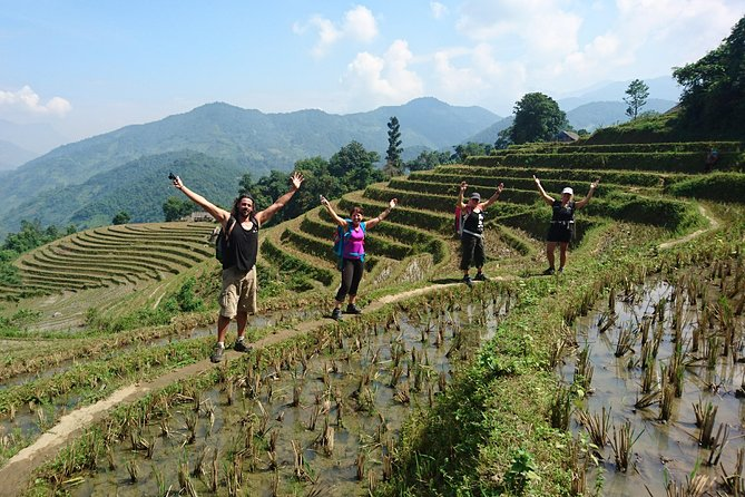Sapa Trekking Tour - 1 day