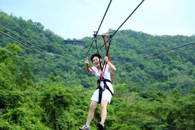 Shaolin Temple and Sanhuang Village Scenic with Cable Car Experience from Zhengzhou photo 4