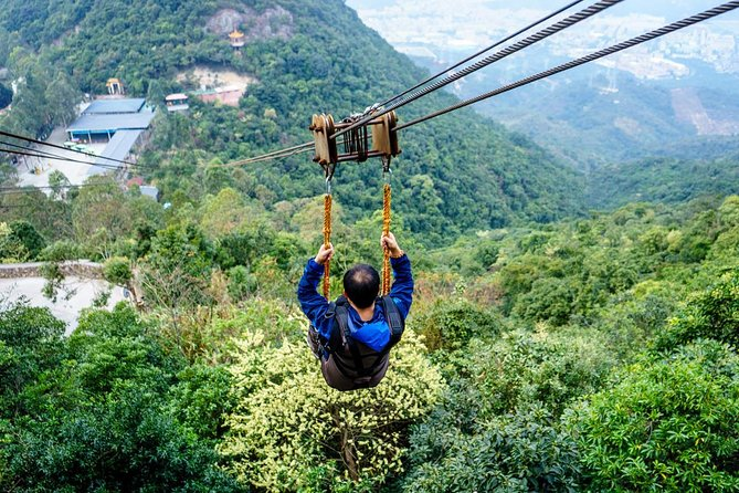 Shaolin Temple and Sanhuang Village Scenic with Cable Car Experience from Zhengzhou photo 7
