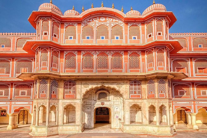 5 Days Private Golden Triangle Guided Tour