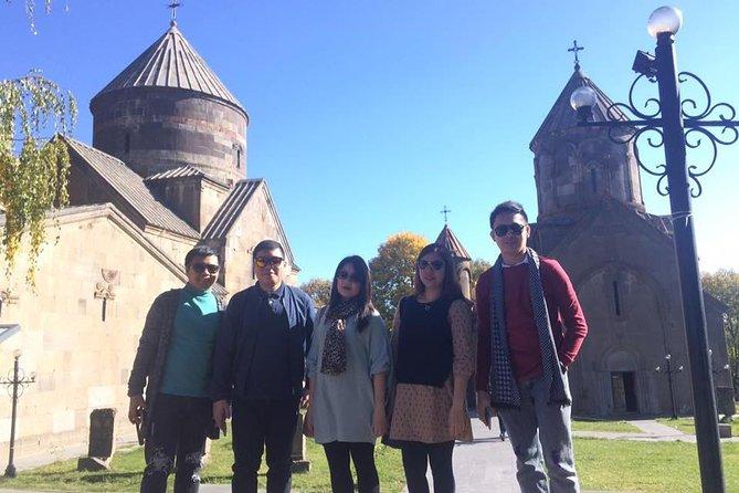 3 day private tour in Armenia