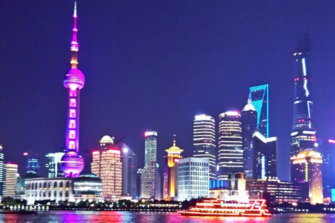 Shanghai Private Day Tour by Limo - Modern & Traditional Experience