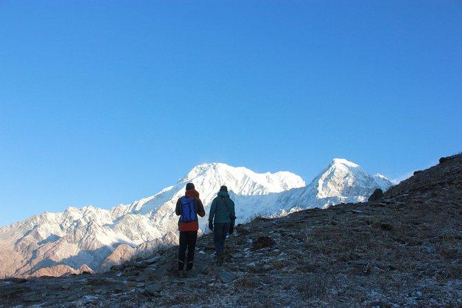 Mardi Himal Trekking in Annapurna from Pokhara