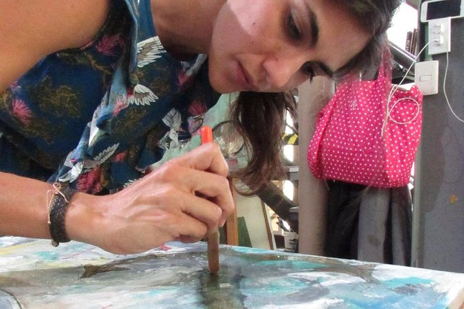 Playa del Carmen Private Art Tour and Gallery Visit