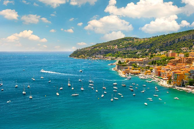 Villefranche Shore Excursion: Private Half-Day Trip to Nice