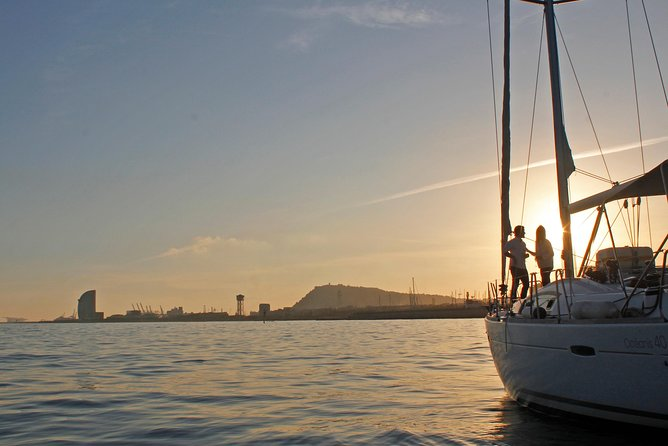 Barcelona Sunset Sailing Experience