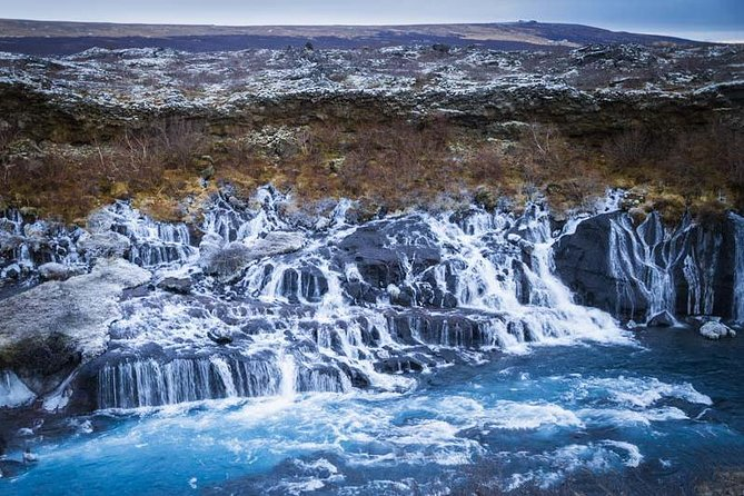 Wonderful west - private super jeep tour from Reykjavik