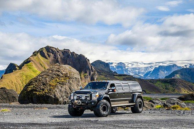 Private Thorsmork Super Jeep Tour