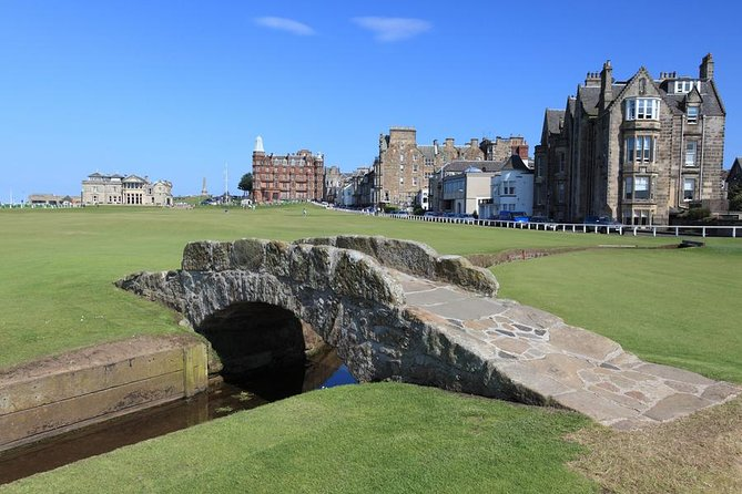 Kingdom of Fife & St Andrews Full-Day Guided Private Tour in a Premium Minivan