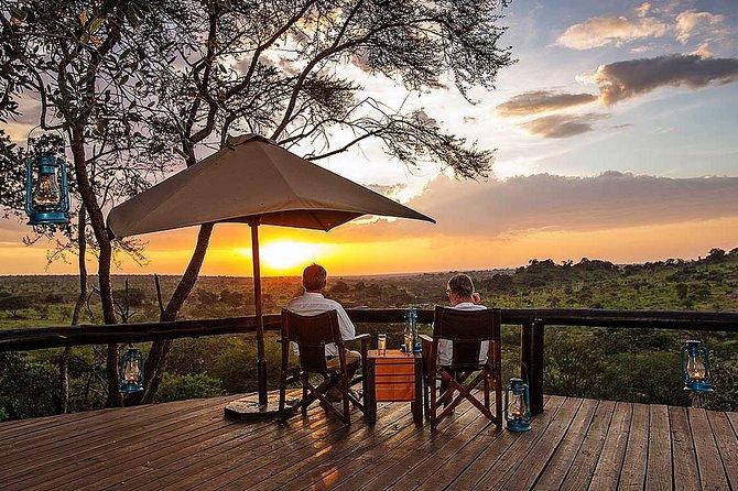 6-Day Budget Lodge Safari in Tanzania
