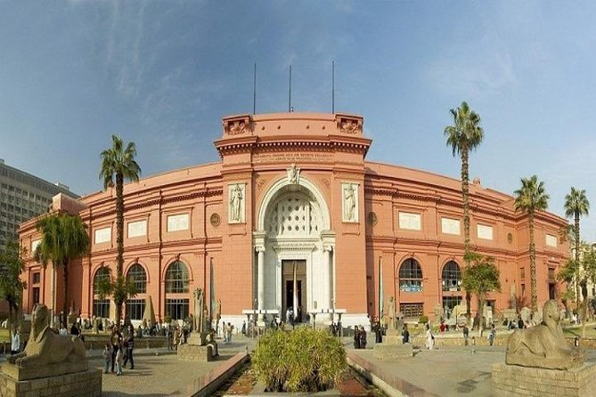 Half day Egyptian Museum photo 10