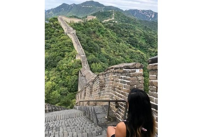 Taxi to MuTianYu Great Wall of China Day Tour by Licensed English Cab Drivers