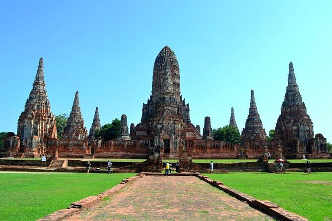 BANGKOK PRO: Join Ayutthaya-Ancient Capital Of Thailand (by Road) with Lunch