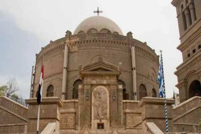 Day Tour To Coptic Cairo, Cave Crash & Virgin Mary Tree photo 1