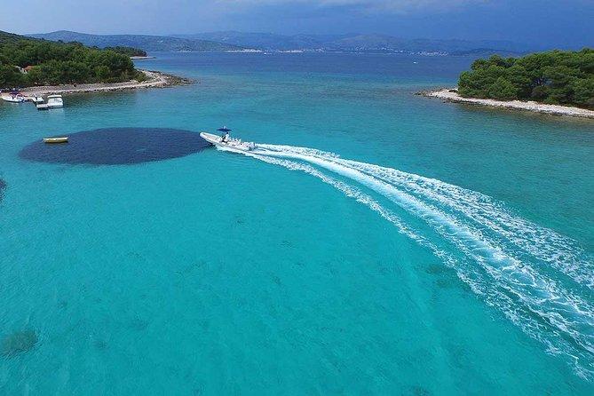 Blue Lagoon - 3 Islands with Unesco Pearl Trogir