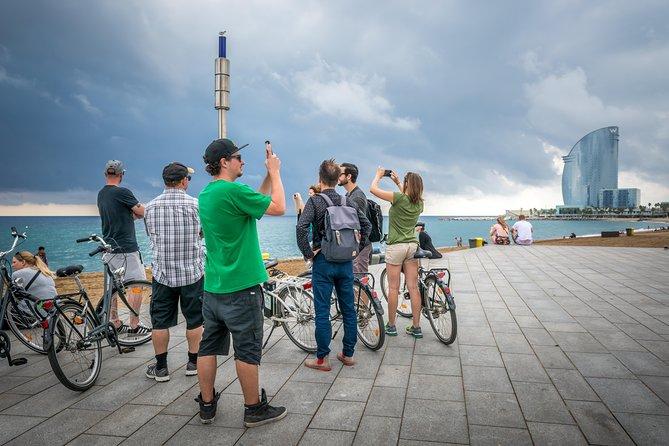 Barcelona City Bike Tour