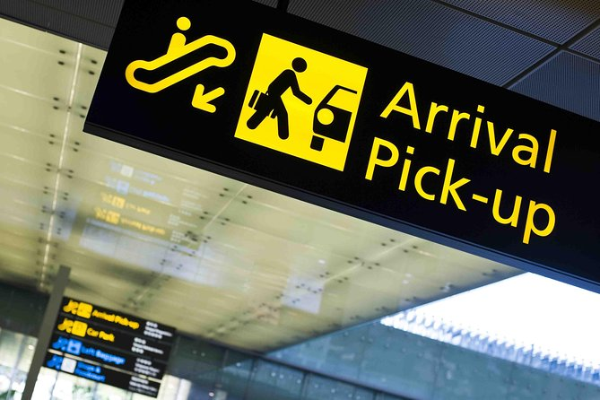 Medellin Airport Pick-up (shared transfer service)