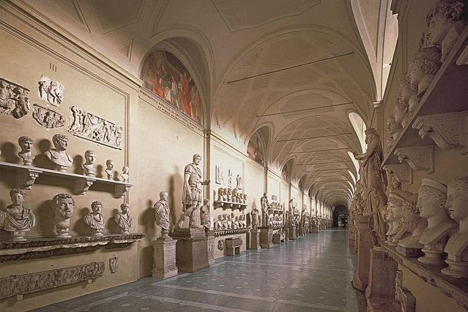 Vatican Privilege Private Tour: Breakfast in the Vatican Museums