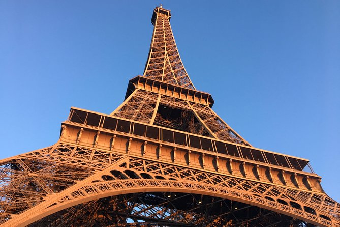 Eiffel Tower Climbing Experience with Guide and Optional Summit Upgrade photo 8