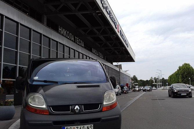 Airport Nikola Tesla Belgrade