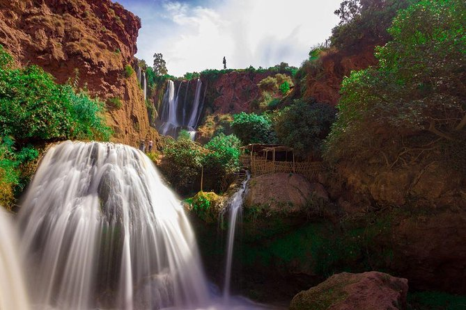 EXOTIC MOROCCO: 1 Day Trip to Ouzoud Waterfalls