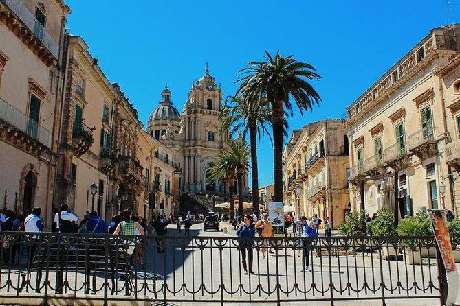 Ragusa, Modica & Scicli Tour