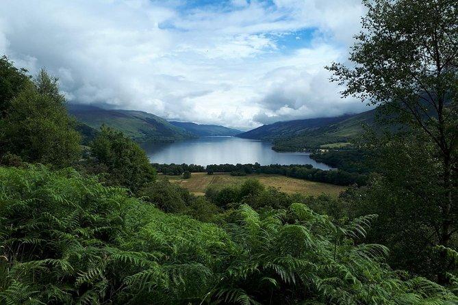 Scottish Highland Bike Tour by Manual or E-bike