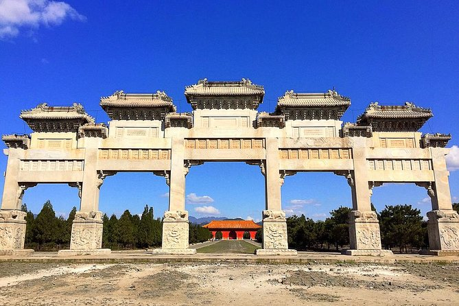 Eastern Qing Tombs and Dule Temple Private Tour from Tianjin City photo 8