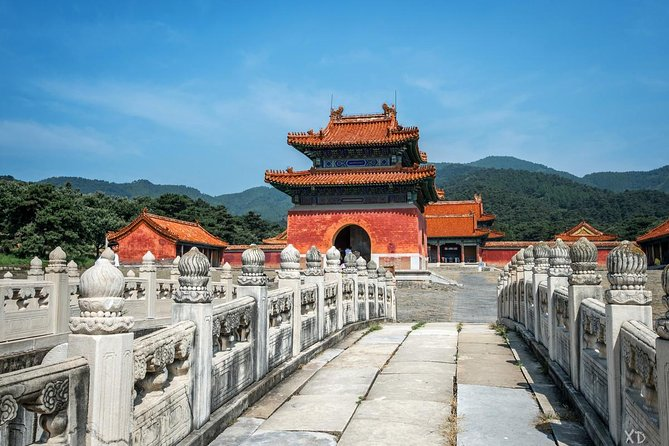 Eastern Qing Tombs and Dule Temple Private Tour from Tianjin City photo 9