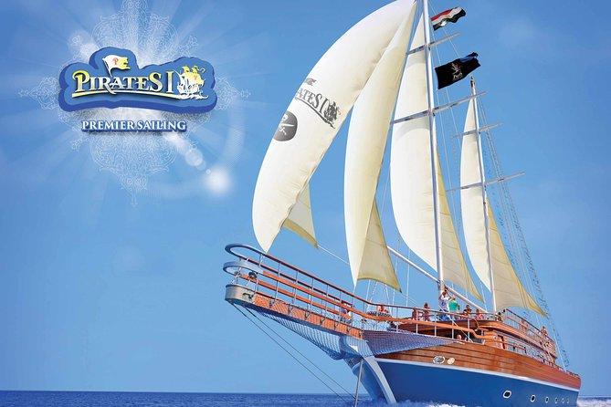 Pirates Premier Sailing Boat Snorkeling Sea Trip - Hurghada