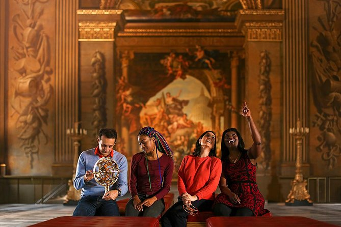 Skip the Line: The Painted Hall at the Old Royal Naval College Ticket