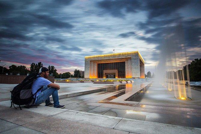 Bishkek city walking tour