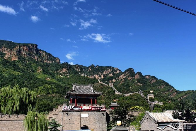 Private Transfer to Huangyaguan Great wall and East Qing Tombs