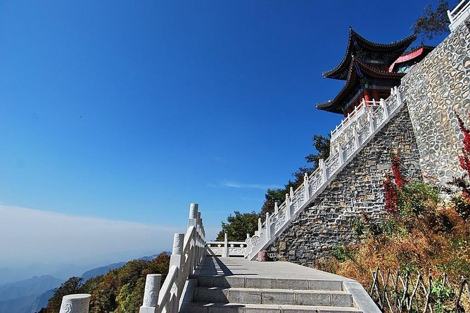 Private One Way Transfer to Zhengzhou from Yuntai Mountain photo 2